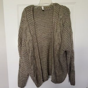 NWOT VICI KNIT SWEATER